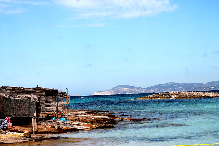 Bezoek Formentera, Formenteraeiland, Ibiza, eilanden Spanje