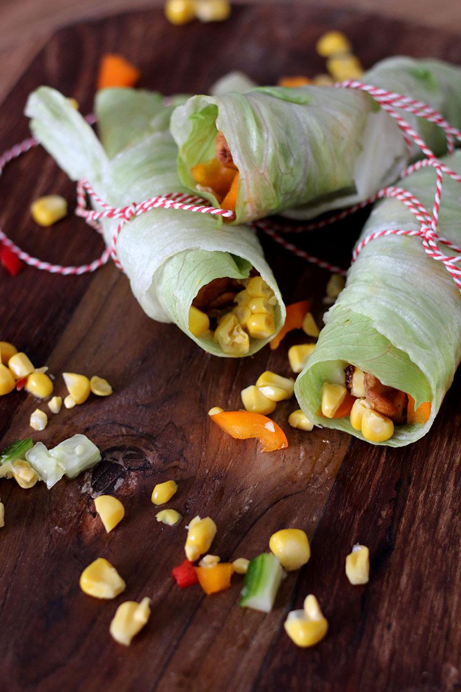 Gezonde lunch om mee te nemen: Mexicaanse Wraps