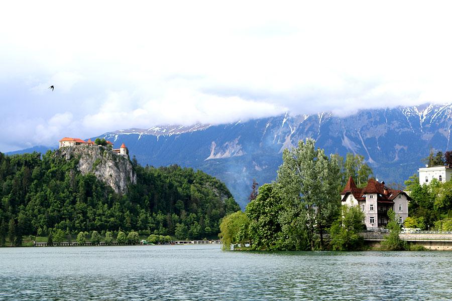 roadtrip slovenie Bled