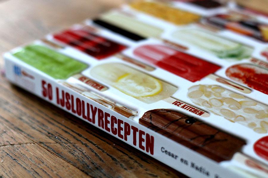 boek 50 ijslolly recepten