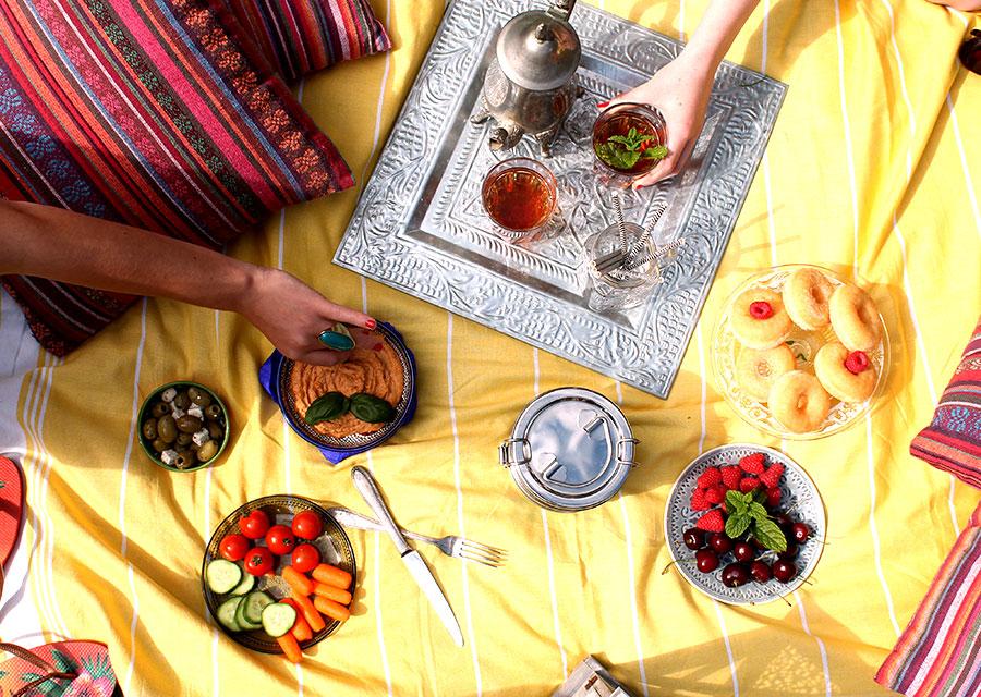 GIVE-AWAY: Win een Boho-tiffin, Kerst give-away #7: Win een Boho-Tiffin Lunchbox!