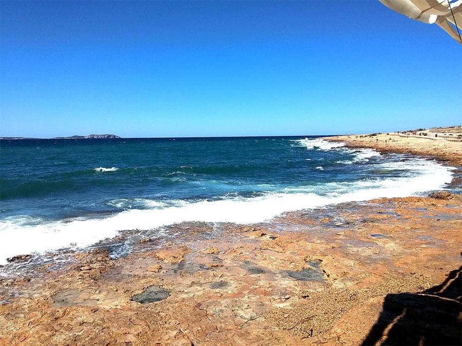 bezoek formentera, snorkelen formentera, strand formentera