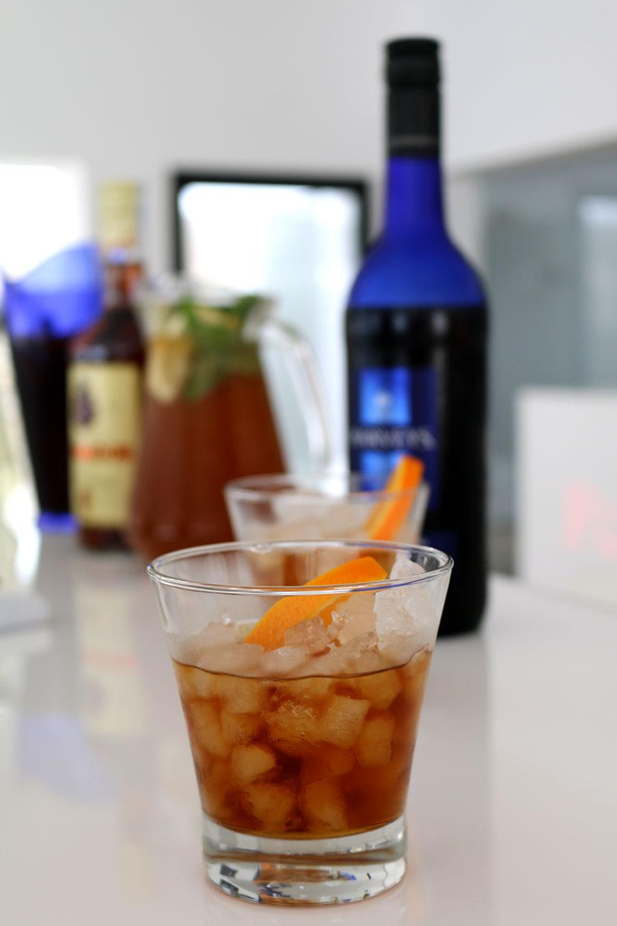 jerez de la frontere, bodega fundador, sherry cocktail,