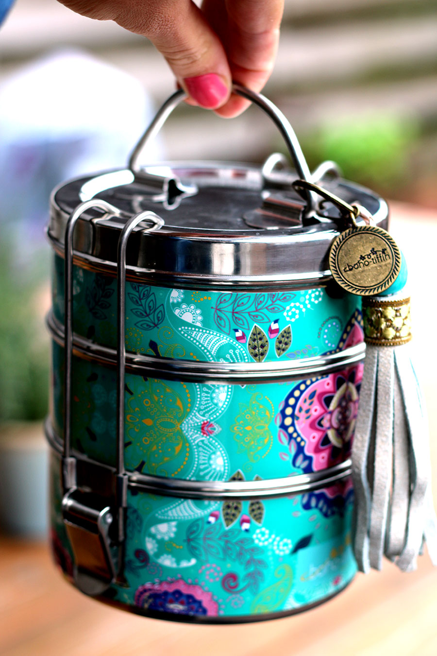 Kerst give-away #7: Win een Boho-Tiffin Lunchbox!