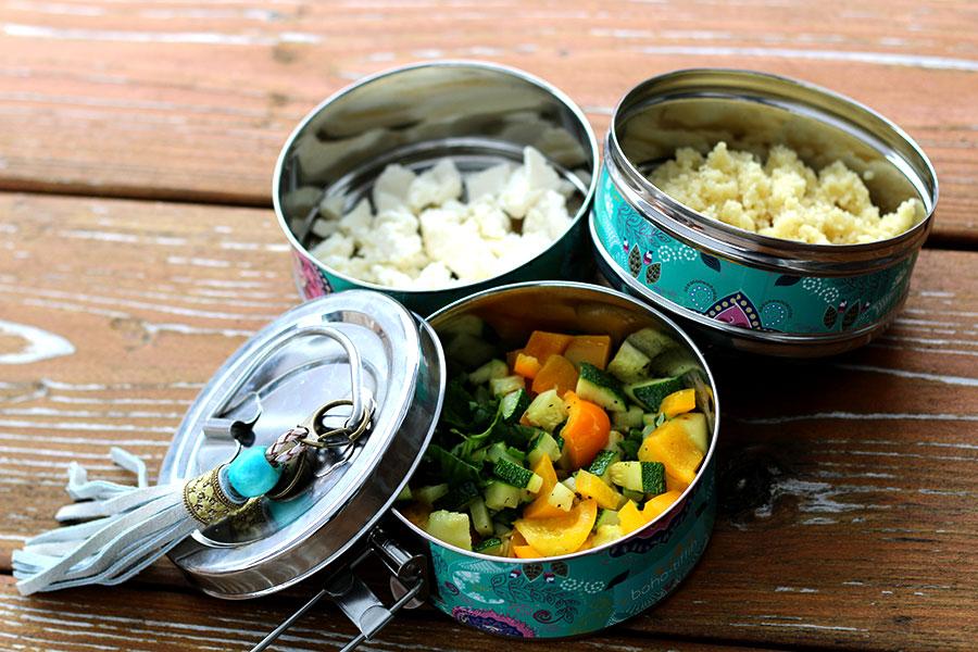 Gezonde meeneem lunch: Couscous Salade