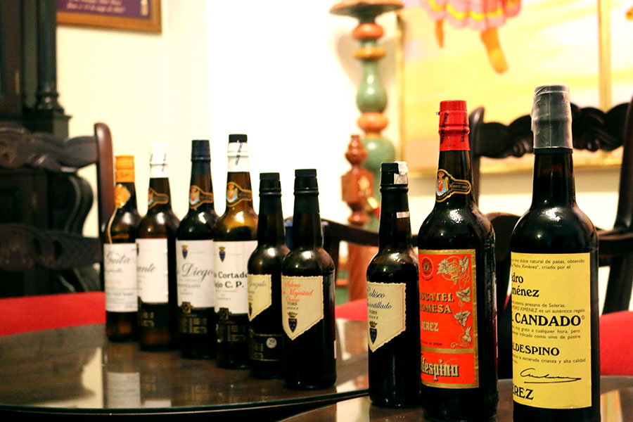 sherry-flessen