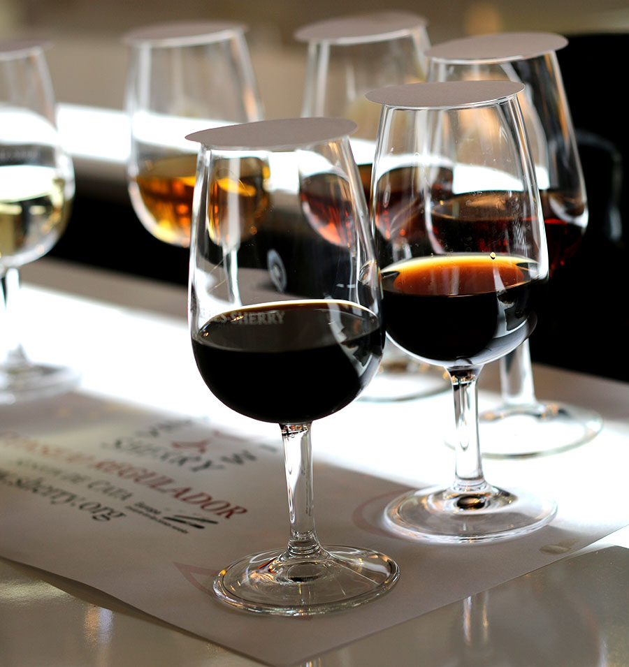 alles over sherry, sherrywijnen