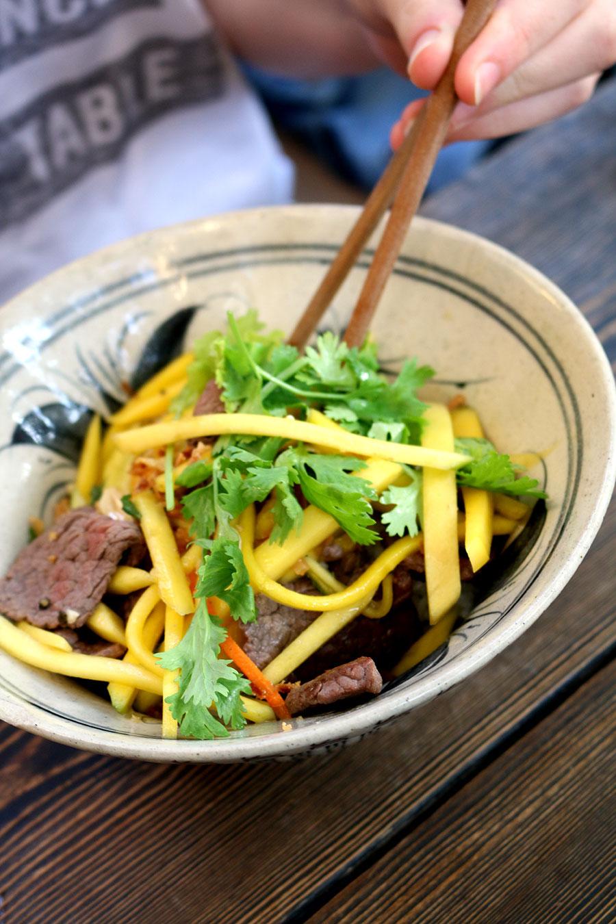 Eten in Berlijn: Umami de Indo-Chinese keuken