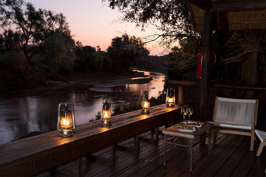 Bijzonder overnachten in Zuid-Afrika: Return Africa Pafuri Camp