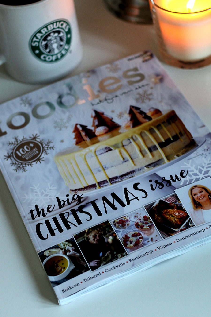 Kerst give-away #1: Win een jaarabonnement op Foodies Magazine!