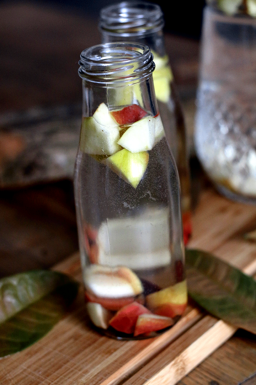 herfst infused water