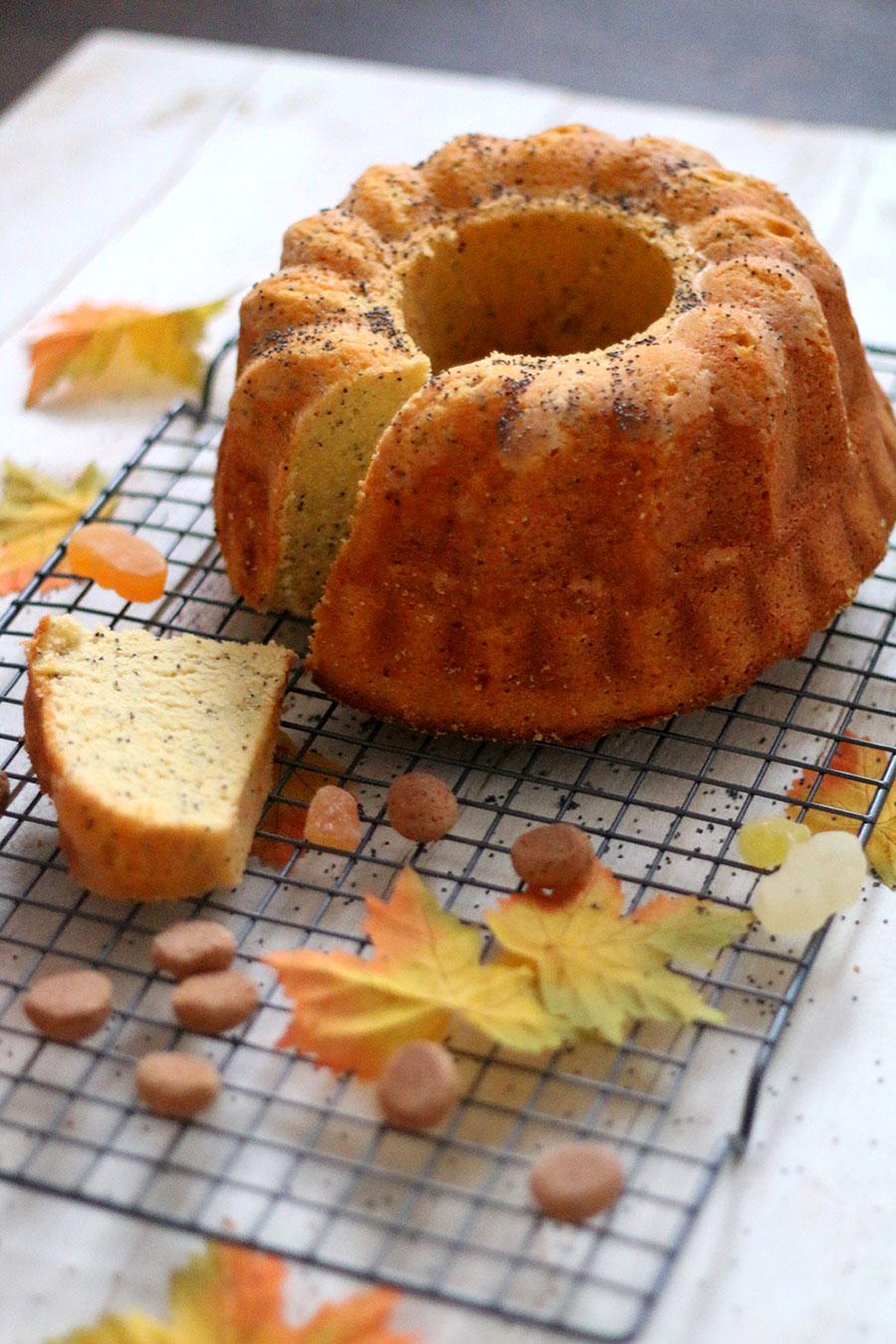 Óóh kom maar eens kijken.... Tulband cake met mandarijn