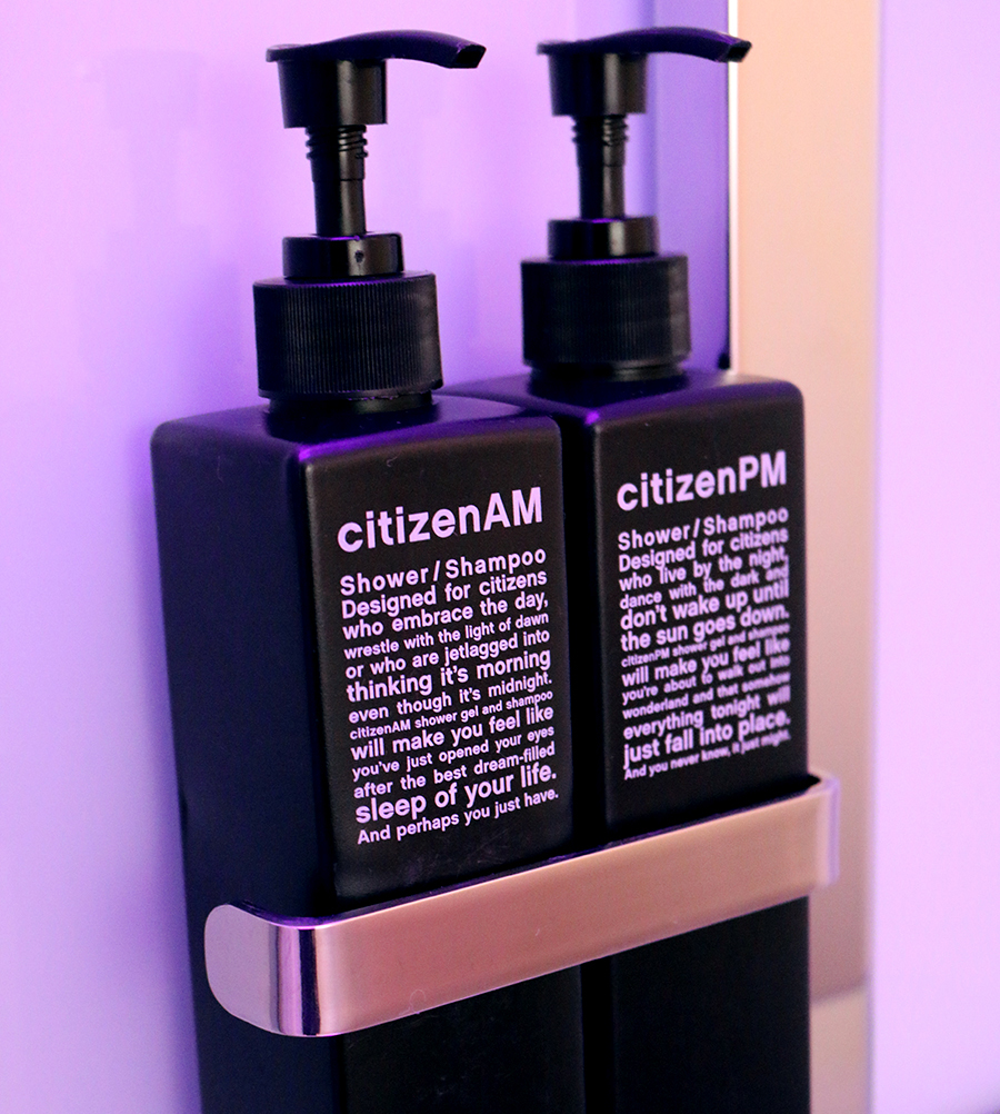 CitizenM New York, overnachten in New York