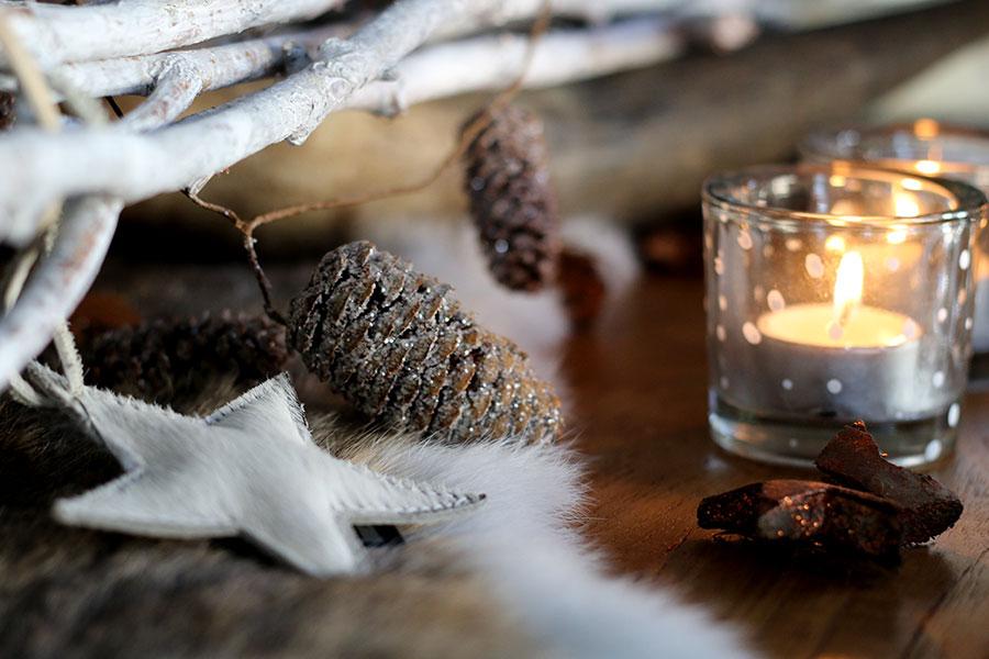 Kersttafel dekken, via cannella cuijk