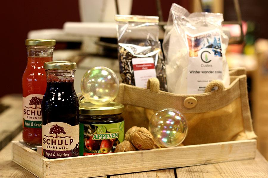 Kerst give-away #5: Win 2x een streekproductenpakket van Verdaasdonk