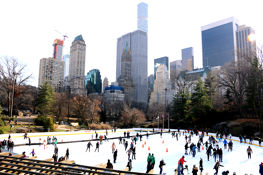 Central Park Ice-Skating