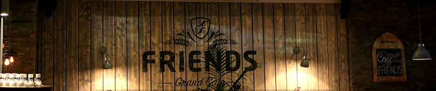 Eten in Sint Anthonis: Foodsharing bij Grand Café Friends