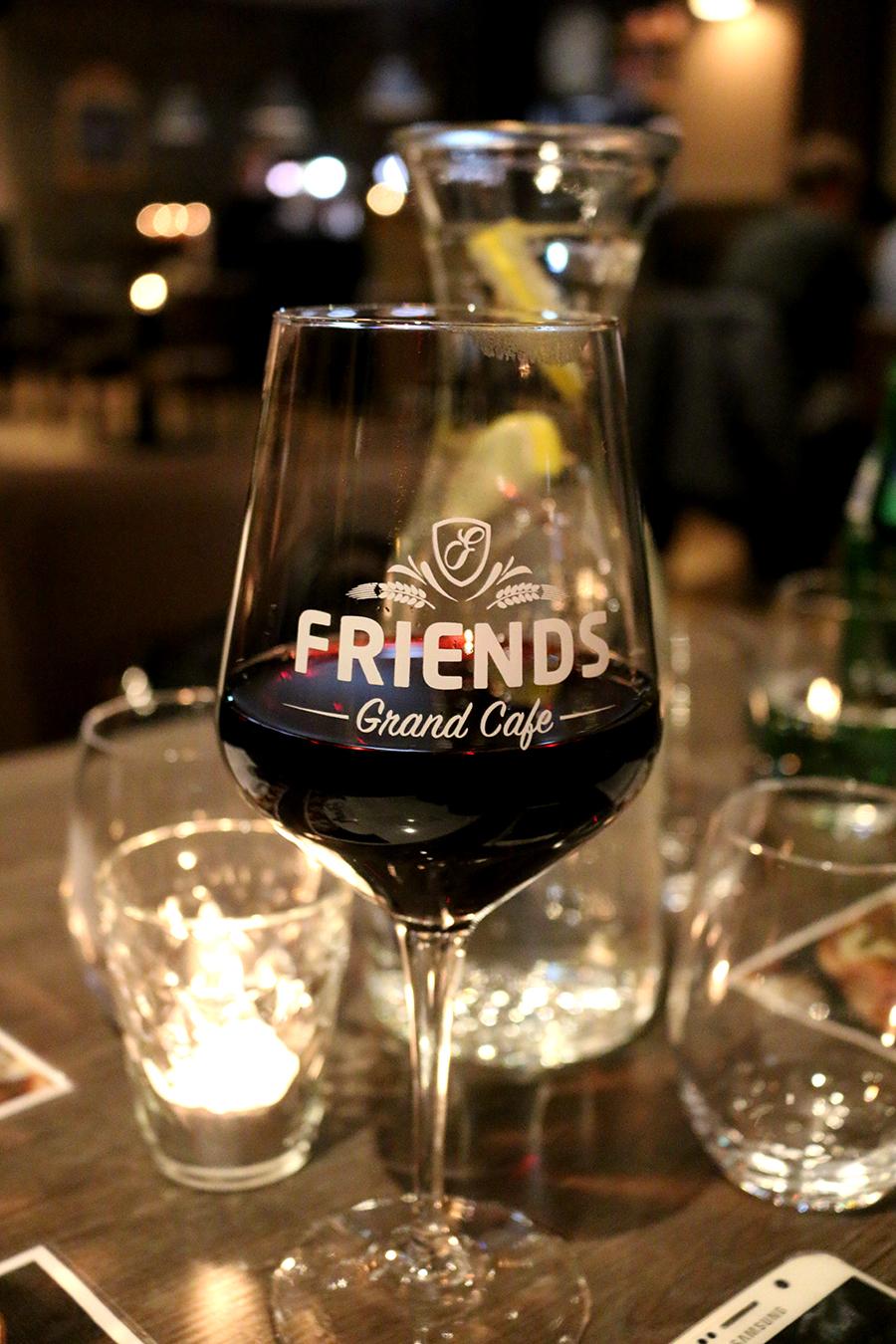 Eten in Sint Anthonis: Foodsharing bij Grand Café Friends
