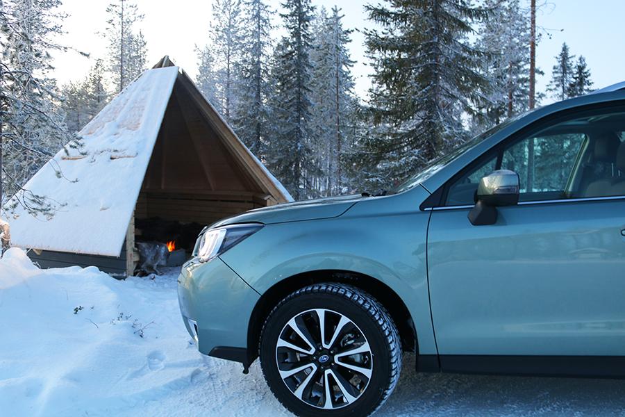 De wereld rond met Subaru