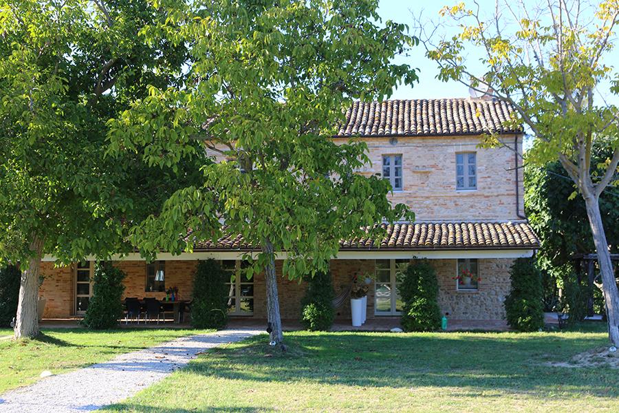 Villa della Valle Italie