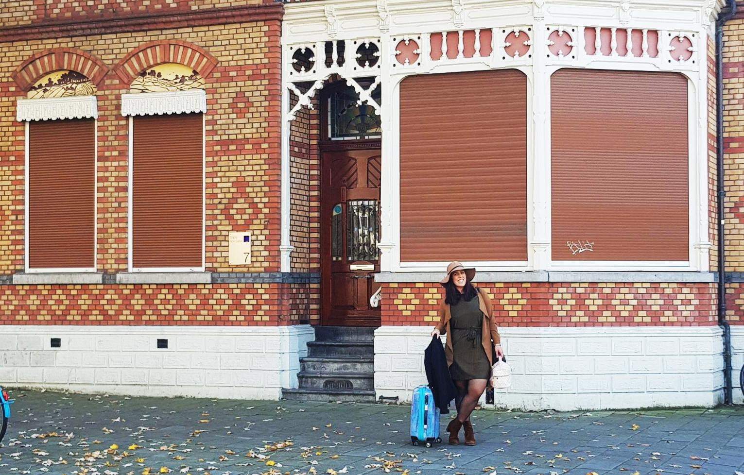 Bijzonder overnachten in Maastricht: Kaboom Hotel