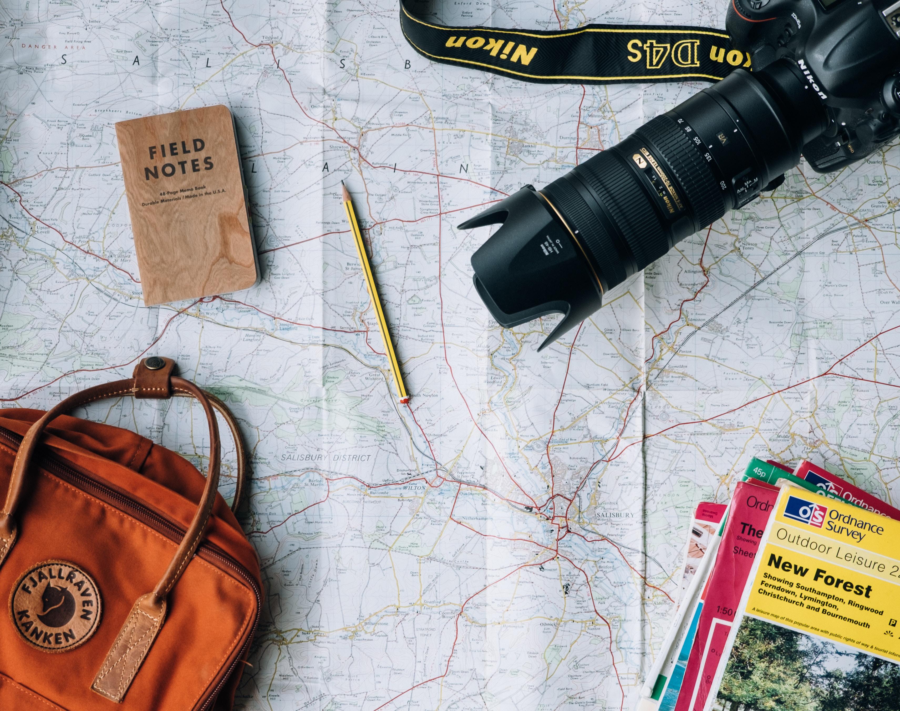 15 handige reisapps die altijd van pas komen!