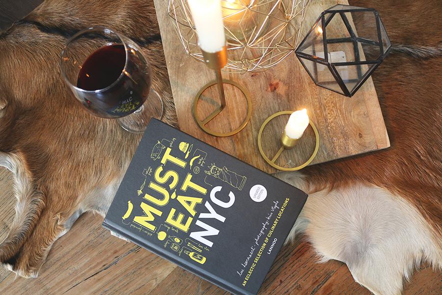 Review: boek Must Eat NYC