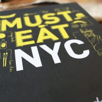 Reviaew: boek Must Eat NYC