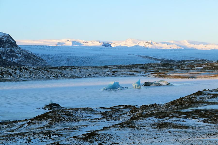 Bezoek IJsland