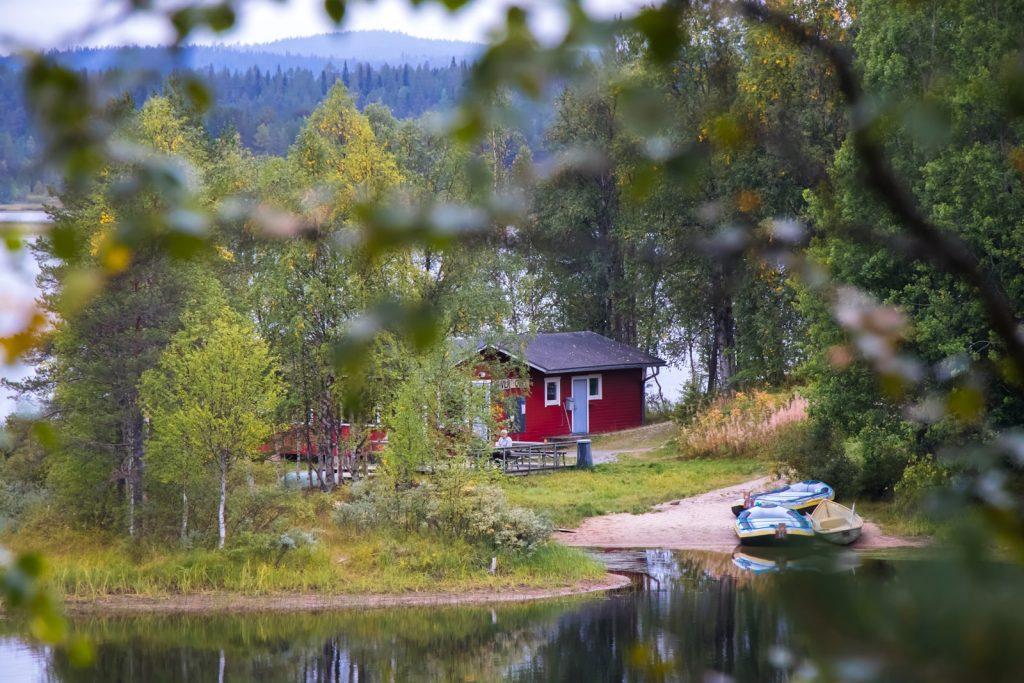 Op outdoor vakantie in Fins Lapland