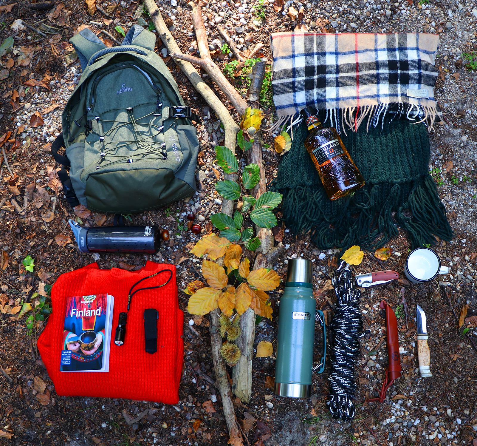 6x reis gear voor een avontuurlijke vakantie in Finland!