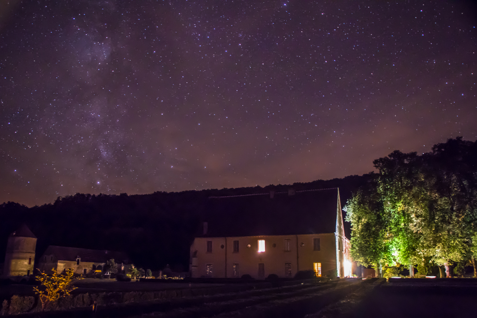 Bijzonder overnachten in Vermenton: Abbaye de Reigny