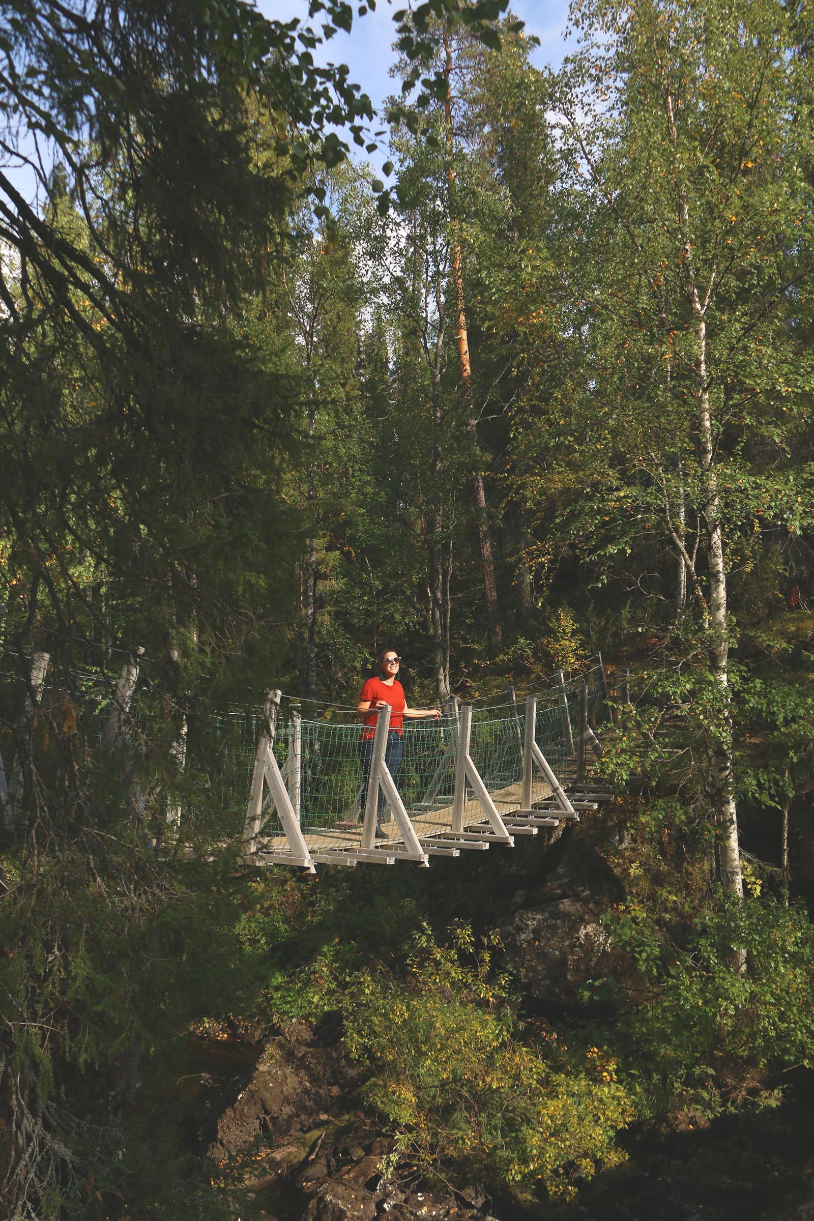 Op outdoor vakantie in Fins Lapland!