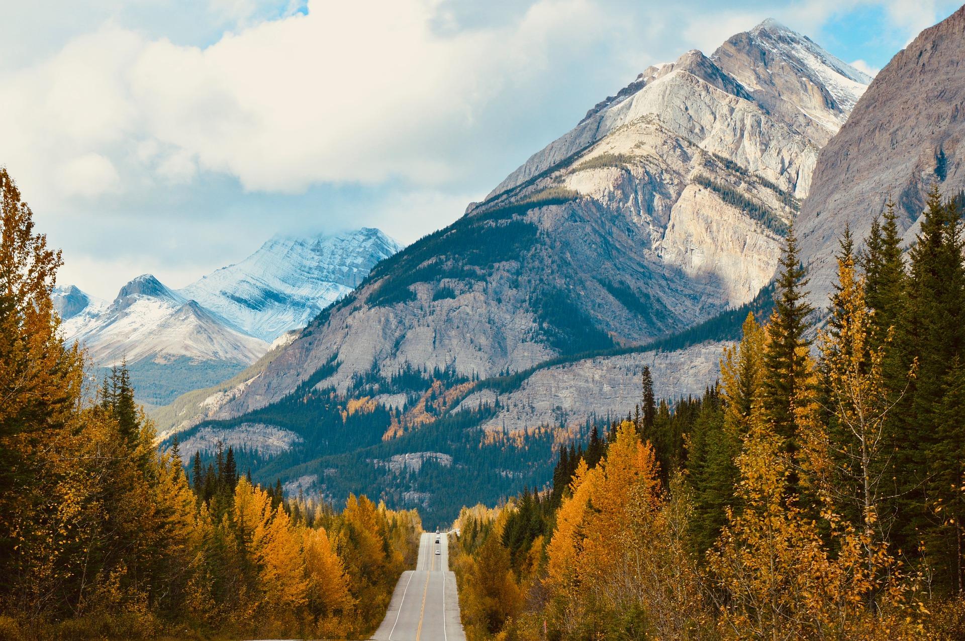 Reizen op de wishlist - Canada