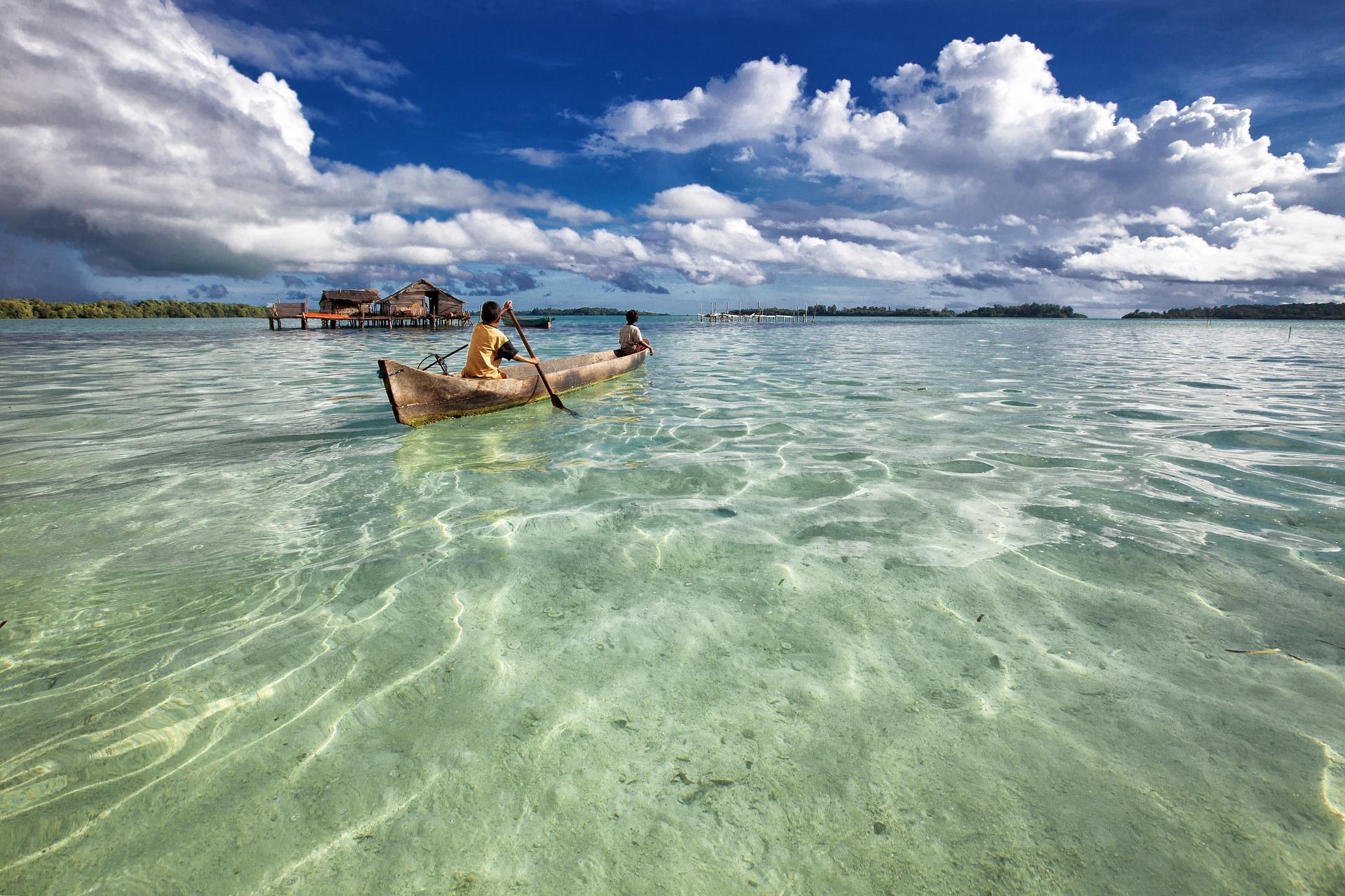 Reizen naar Indonesie