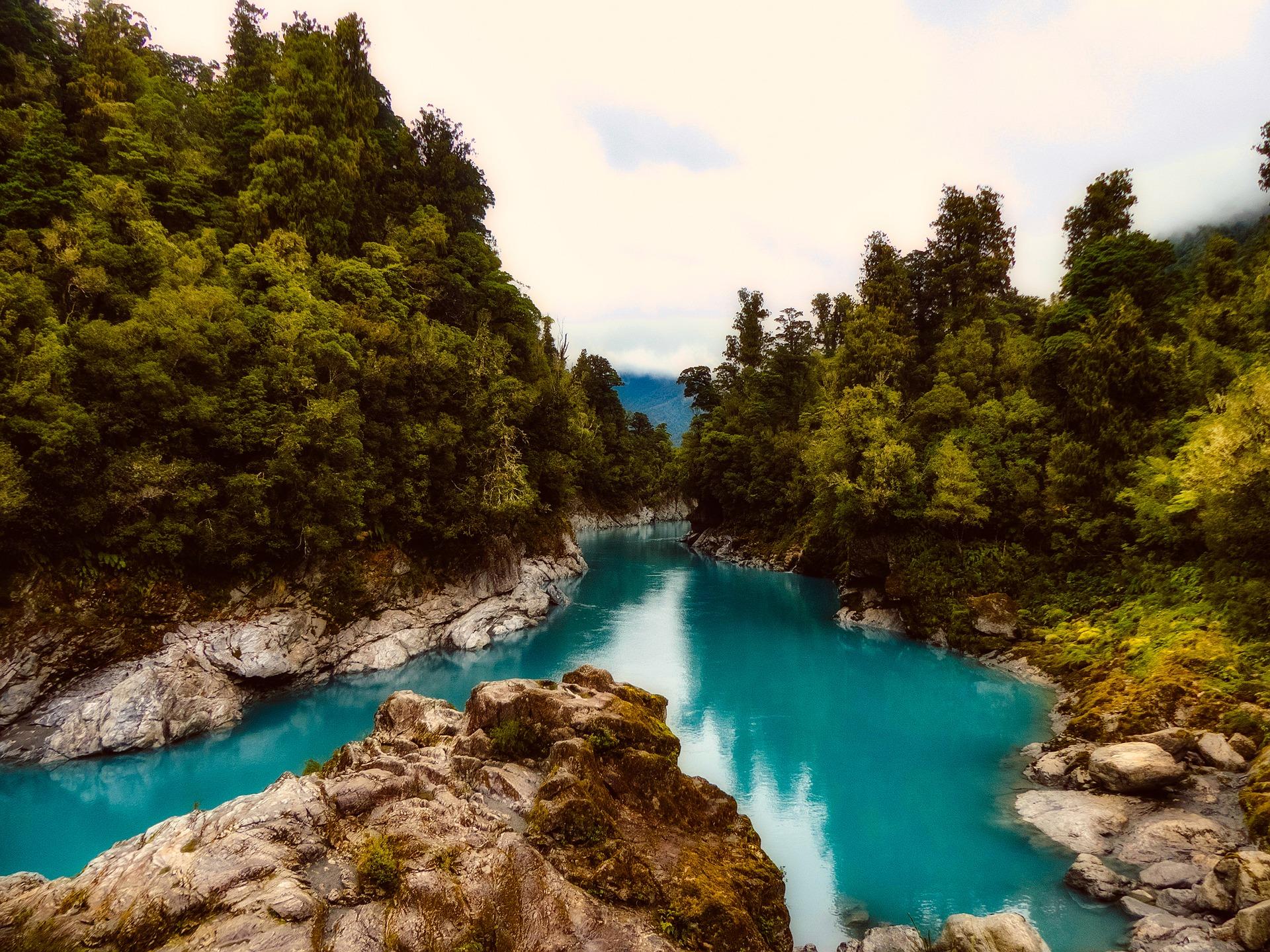 Reizen op de wishlist - Nieuw-Zeeland