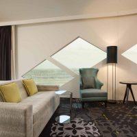 Bijzonder overnachten bij Schiphol: Hilton Hotel Schiphol