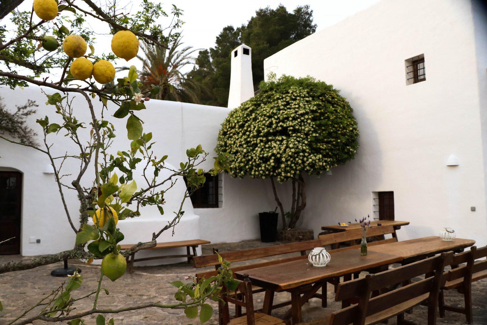 Ibiza verblijfplaats Yoga Retreat