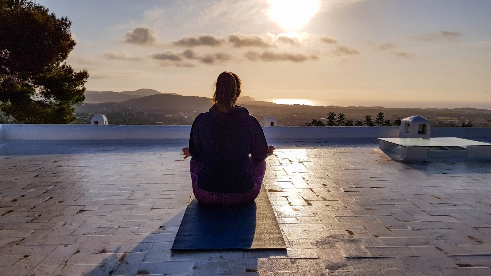 Ibiza Yoga Retreat - ochtendyoga