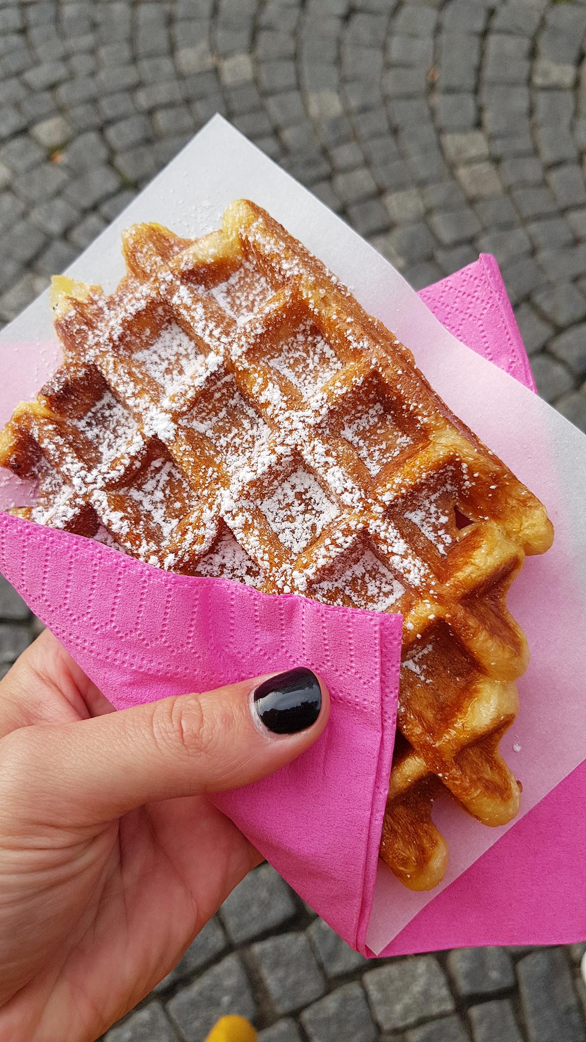 wafel Maastricht