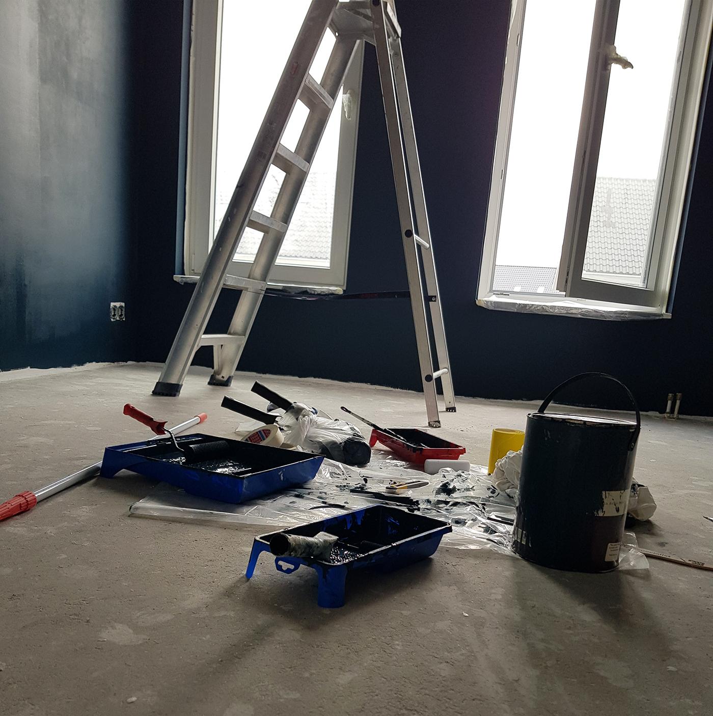 Wij bouwen een huis - deel 5