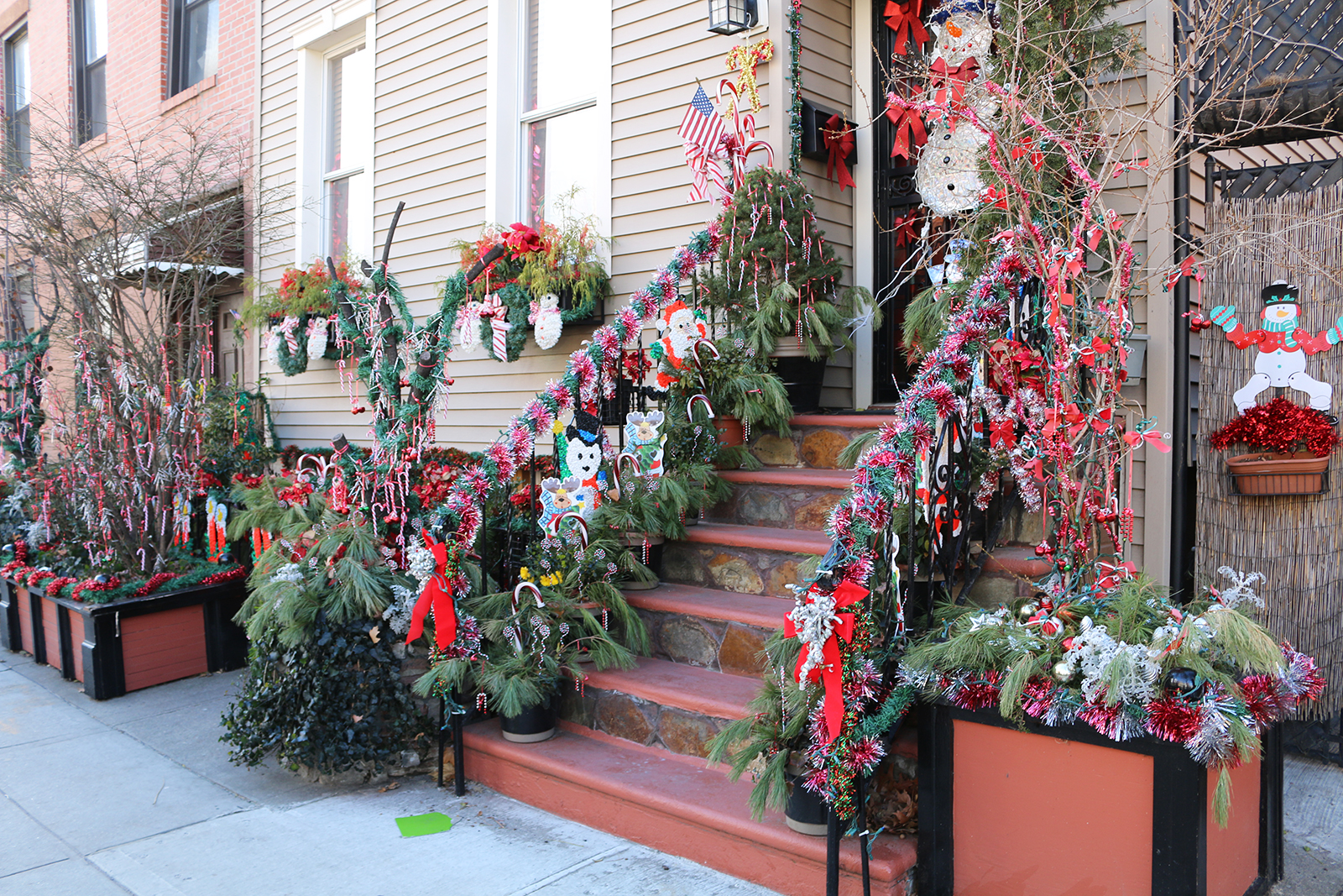 New York in December: Dyker Heights en Brooklyn tour