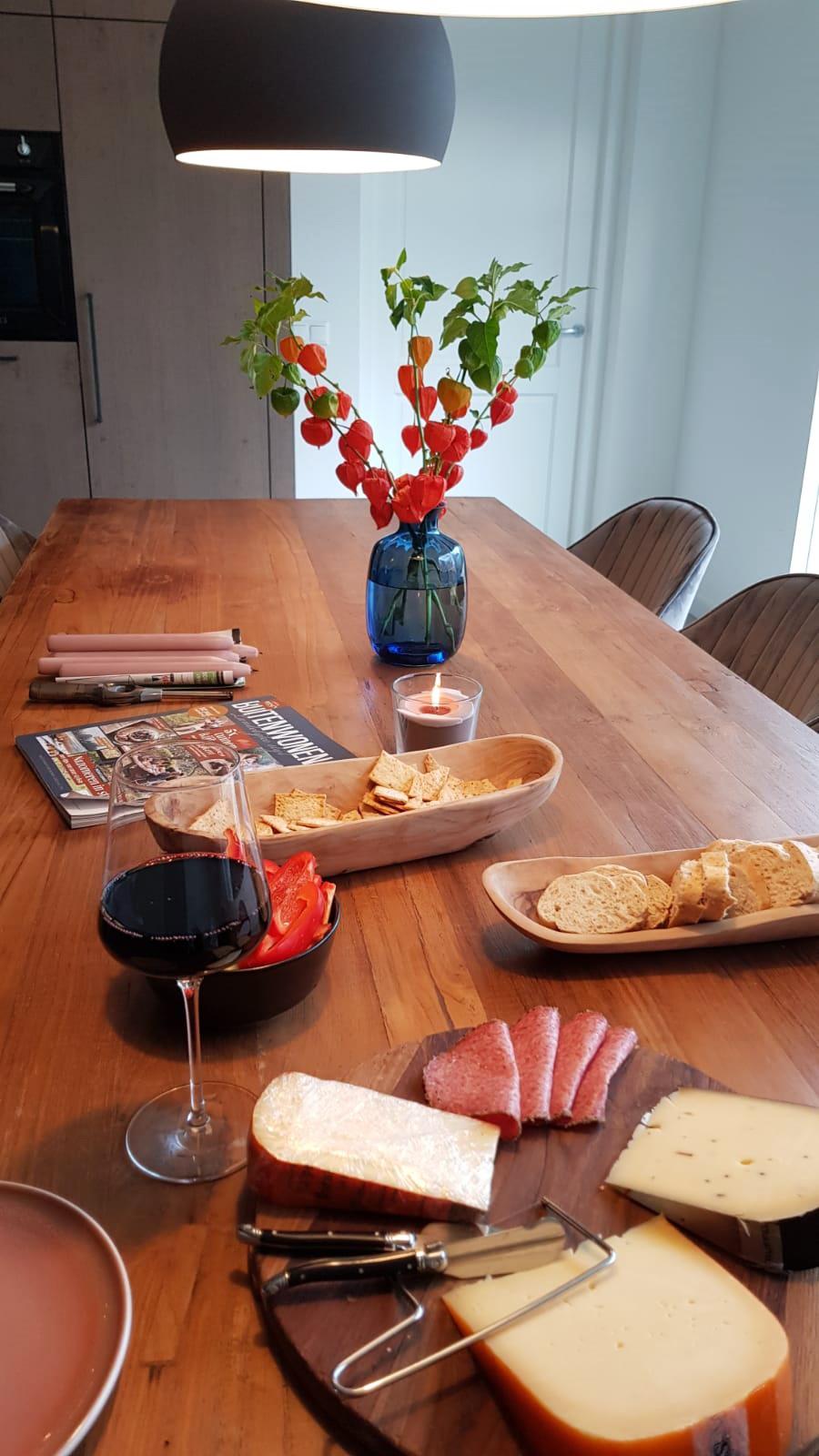 Kaasplank in ons nieuwe huis - Sunday Select