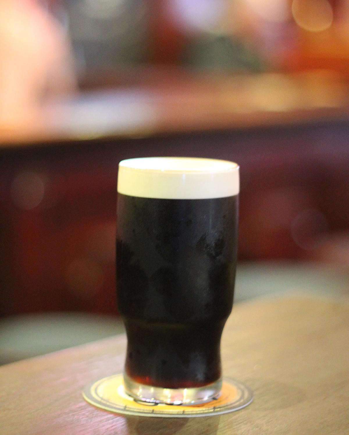 Smakelijk eten in Dublin 5x bier en whiskey in Dublin