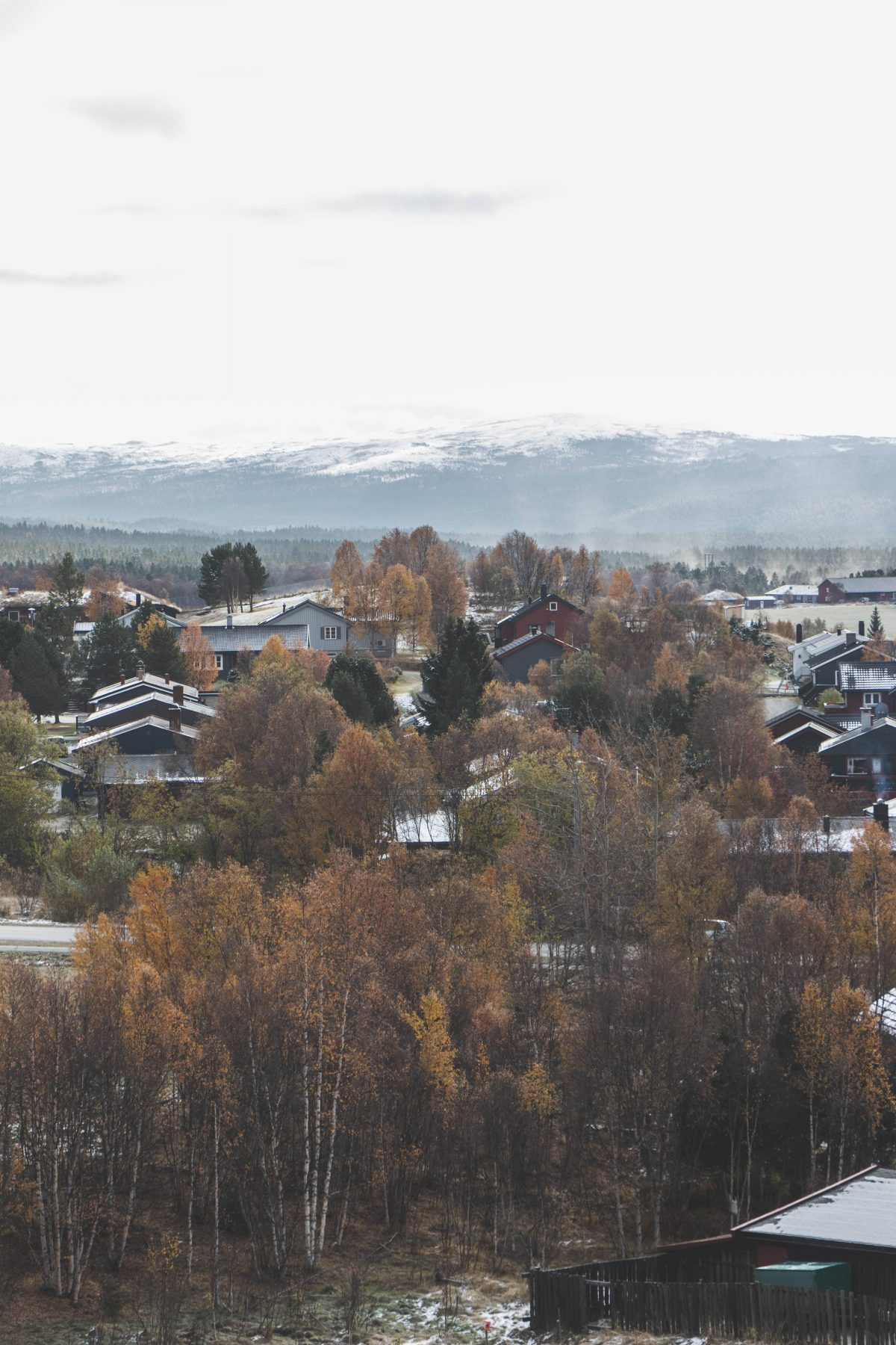 Roadtrip Noorwegen: Roros