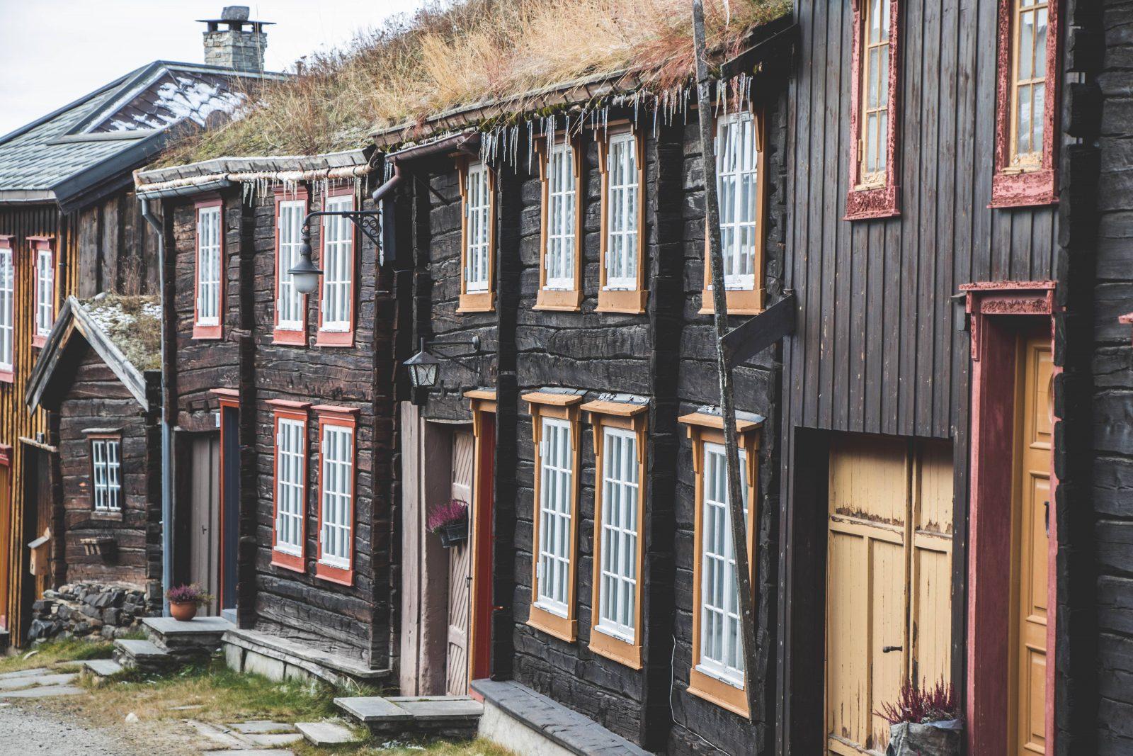 Roadtrip door Noorwegen: Roros.