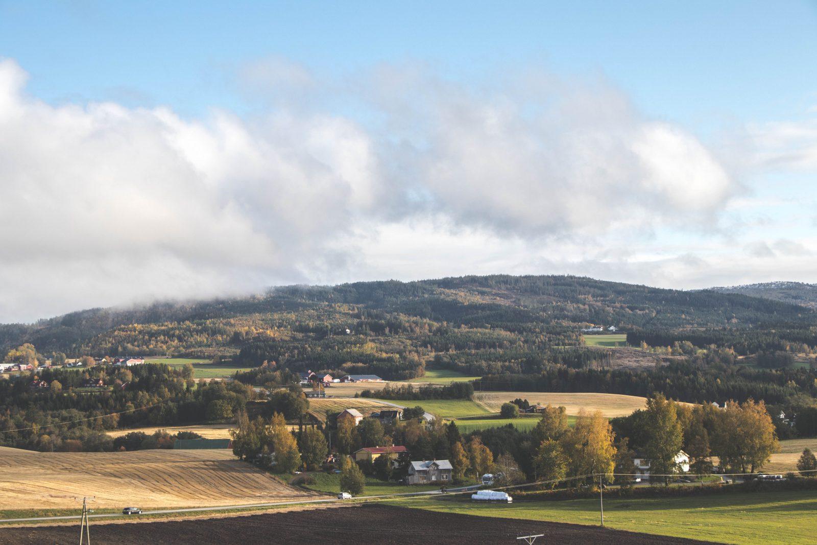 Roadtrip door Noorwegen: Golden Road