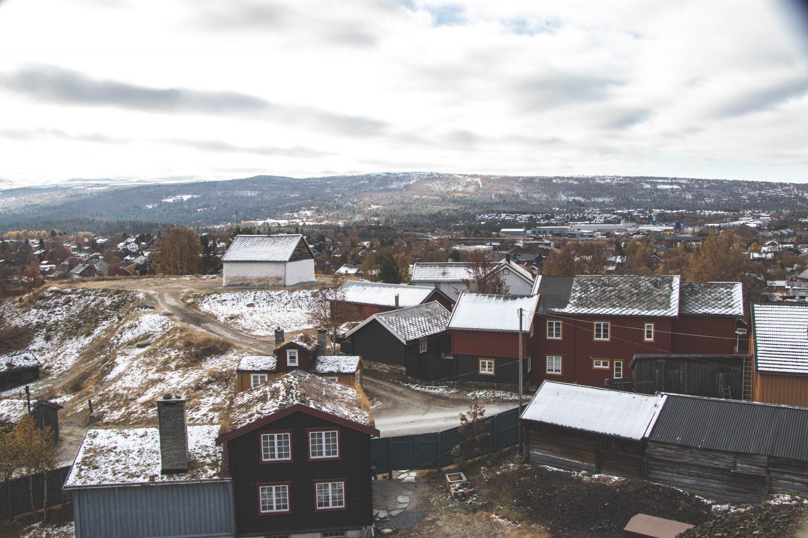 Røros Noorwegen
