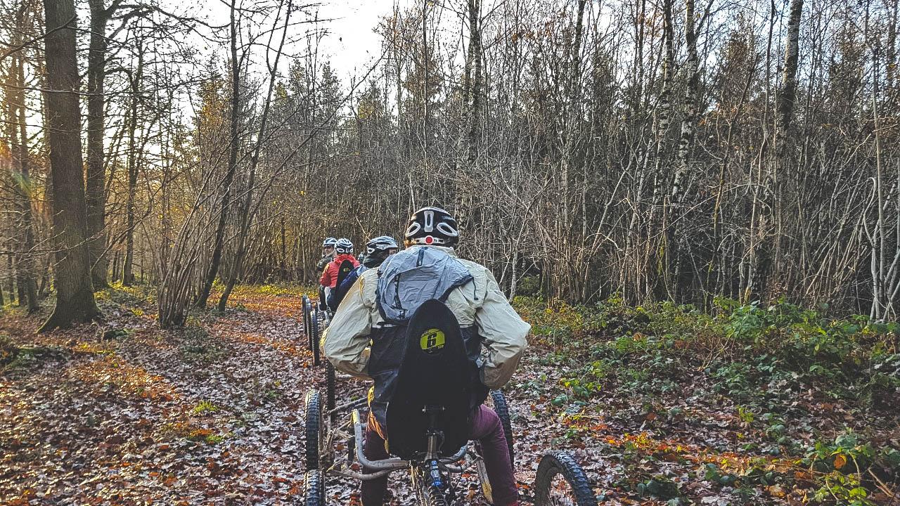 Ardennen quad bike