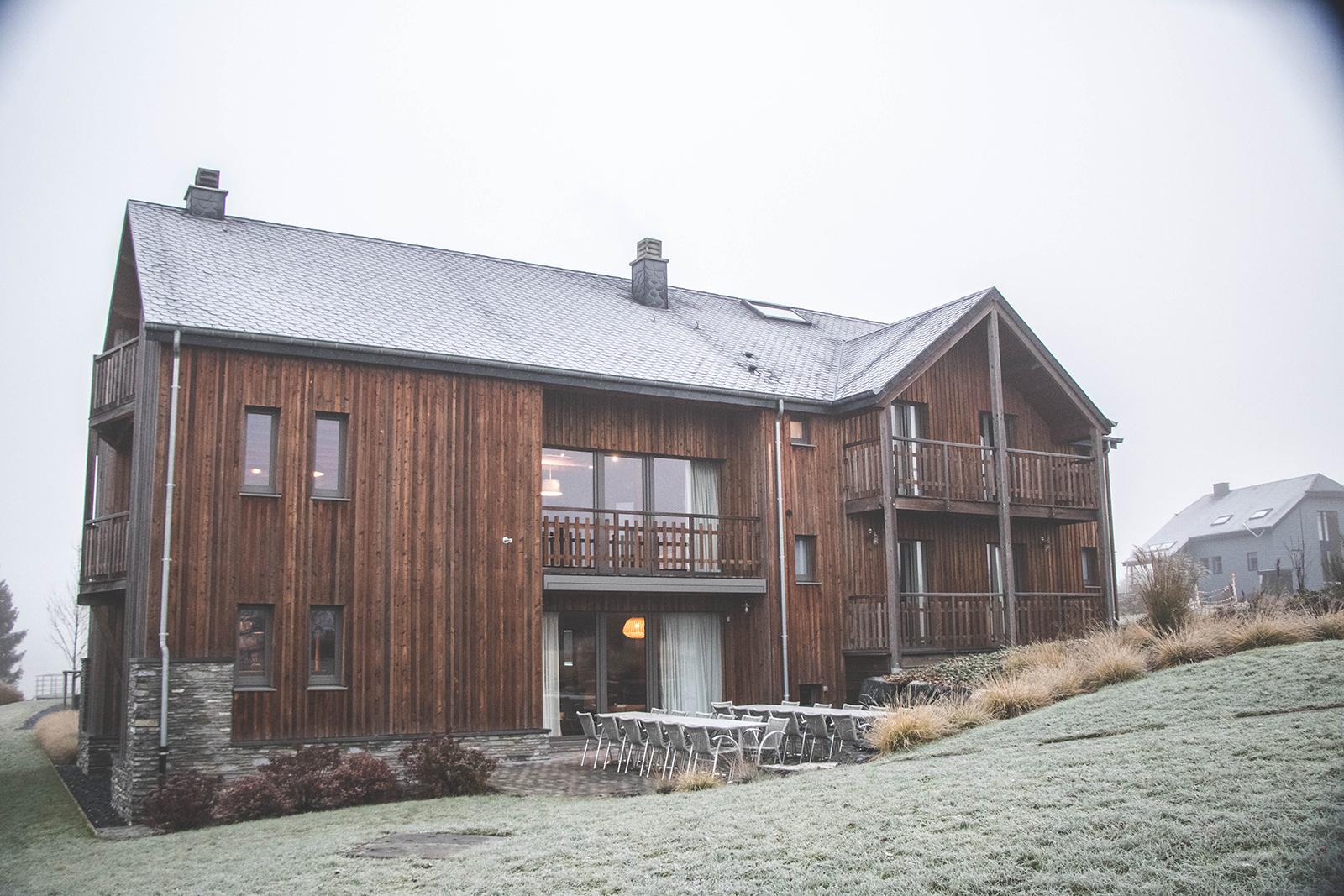 Huisje in Houffalize, Belgische Ardennen